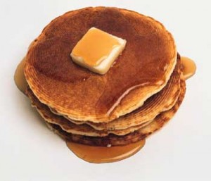 United Way Pancake Breakfast – Oct 25, 8:00 to 11:00 am