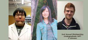 2nd Annual Biochemistry Undergraduate 3MT