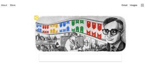 Google Doodle Honours Har Gobind Khorana