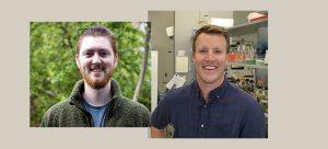 PhD Exit Seminars: Nathanael Caveney and Sean Workman